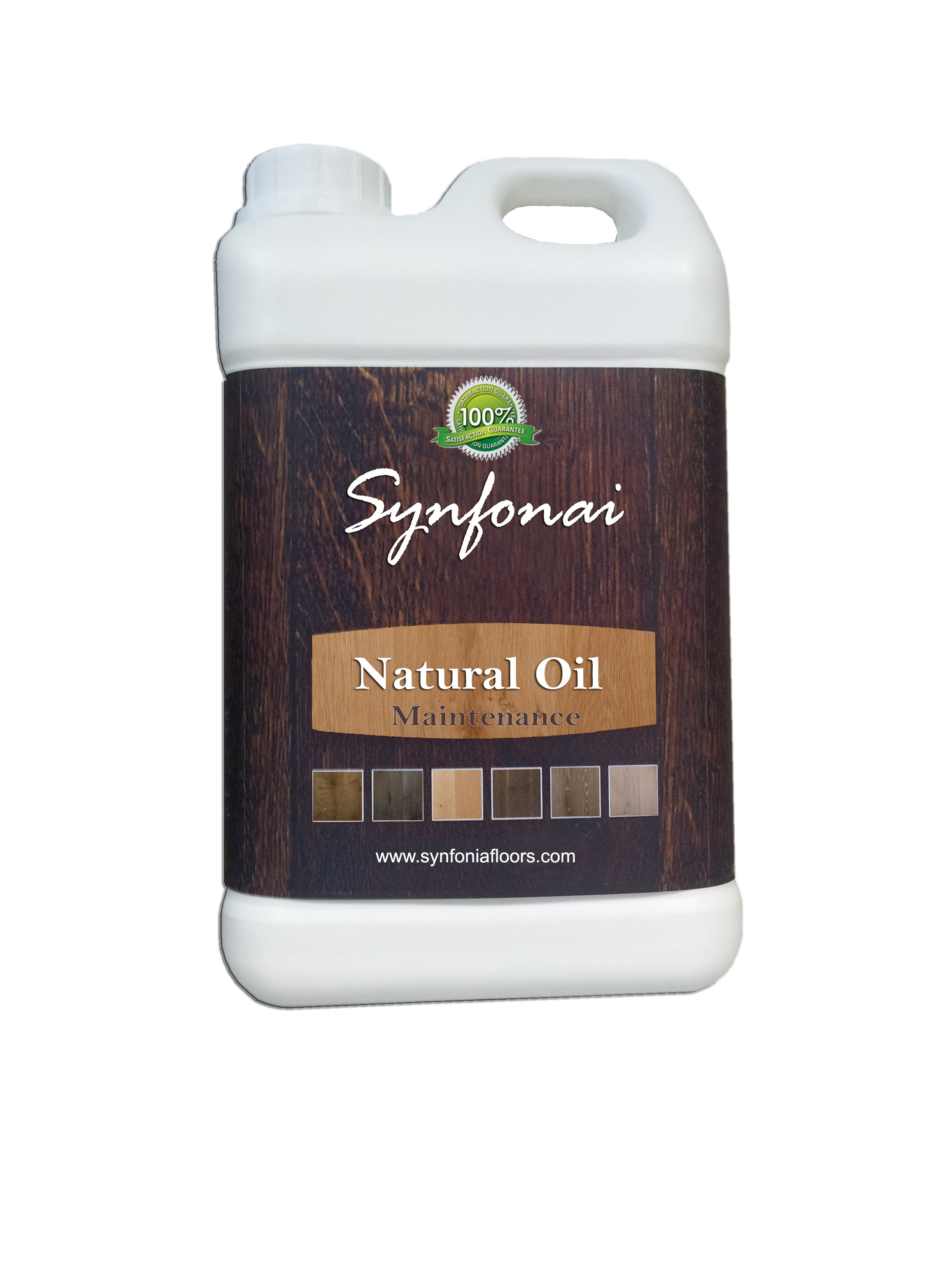 Synfonia Floor Natural OIL